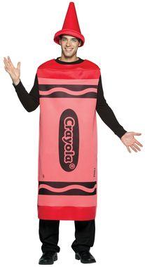 Crayola Costume Red Adlt GC450101