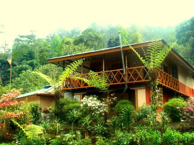 Beautiful Malinggo homestay cottage in sikkim gangtok