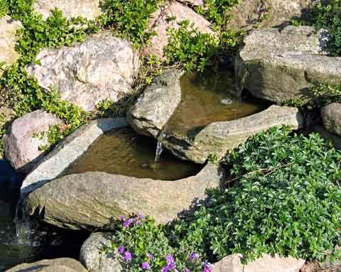 Best 25 pond waterfall ideas on pinterest diy waterfall for Preformed garden waterfalls