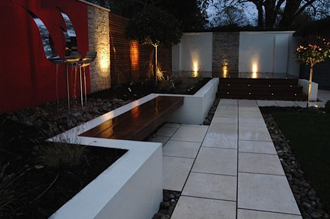 rendered retaining walls - Google Search