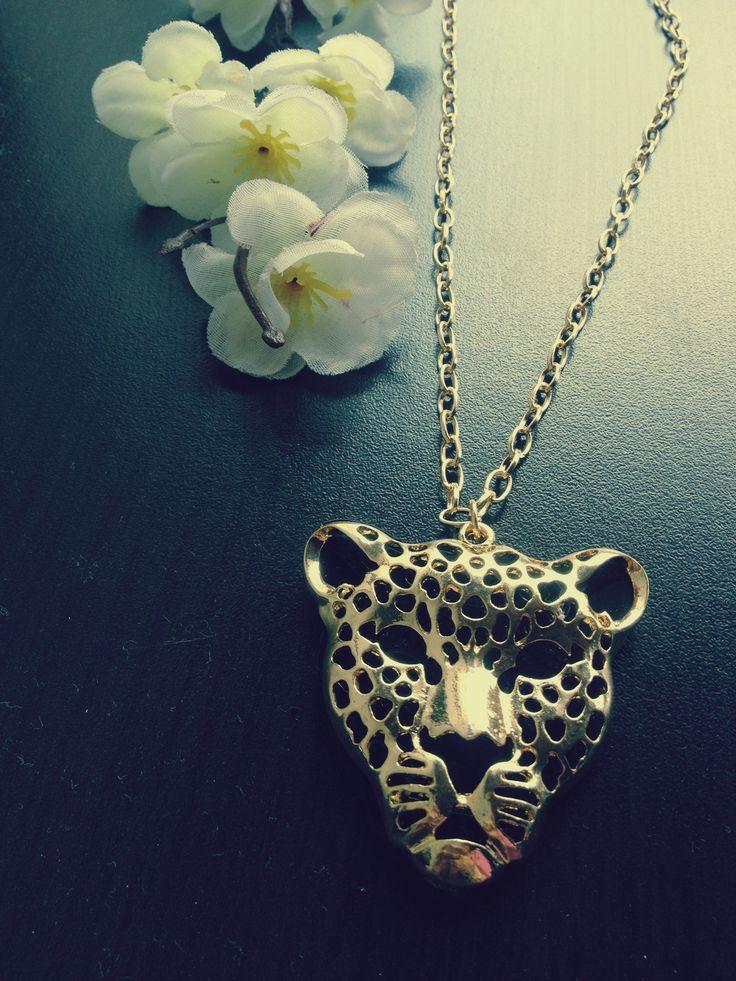 Tiger necklace K