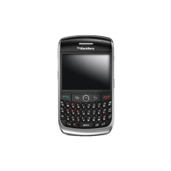 BlackBerry Curve 8900 cell phone review - BlackBerry Curve 8900 (by... ❤ liked on Polyvore featuring electronics, phones, accessories, cell phones and fillers