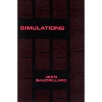 Baudrillard, Jean, 1929-2007 TÍTULO 	Simulations / Jean Baudrillard ; translated by Paul Foss, Paul Patton and Philip Beitchman PUBLICACIÓN 	New York City, N.Y., U.S.A. : Semiotext(e), Inc., c1983