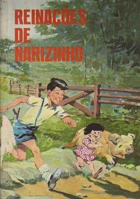 Encantamentos Literários: Reinações de Narizinho - Monteiro Lobato