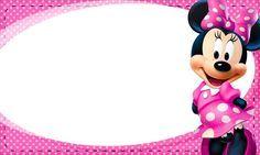 Etiquetas escolares Minnie - Etiquetas escolares para descargar gratis…