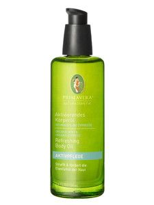 Primavera Life- Refreshing Body Oil Mint Cyp 3.4 fl oz