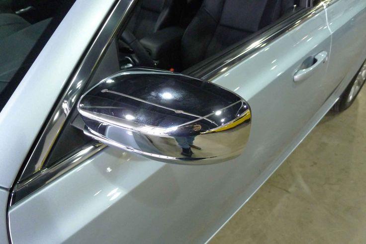 2006 Chrysler 300 Chrome Door Handles