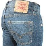Levis 522 Ladies Blue Jeans [W4] (Apparel)By Levi's