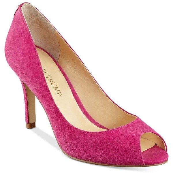 The 25  best Fuschia pink shoes ideas on Pinterest | Pink dress ...