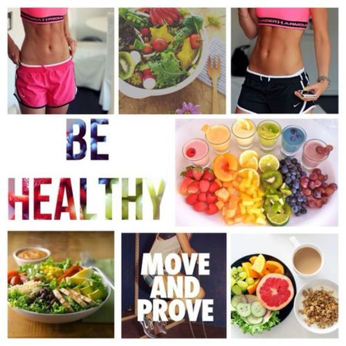 Image result for about health and fitness collage