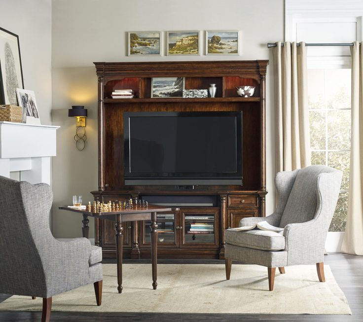 1000 images about Entertainment Centers We Love on