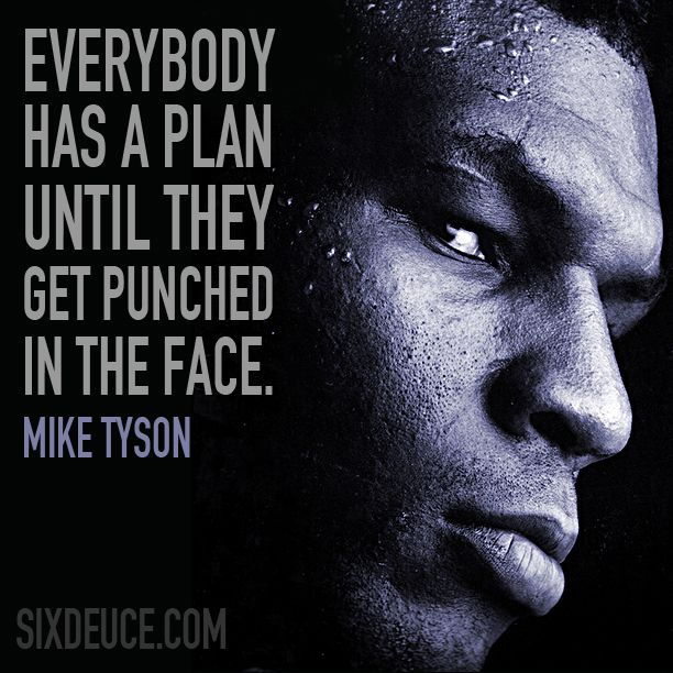 Mike Tyson Quote