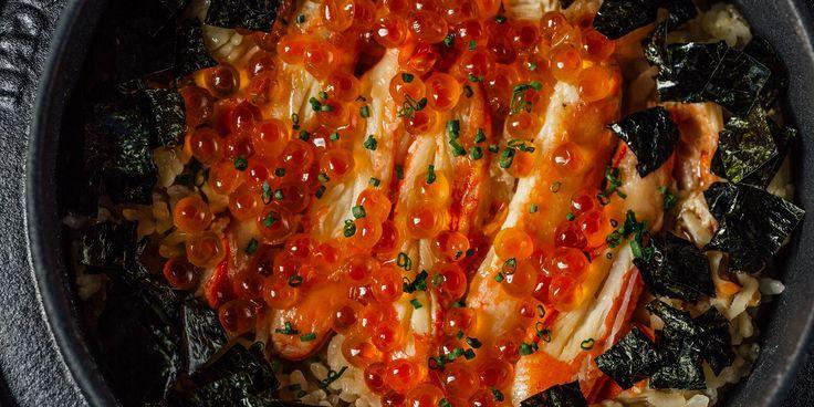Crab Kamameshi Recipe - Great British Chefs
