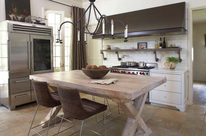 cool kitchen table!