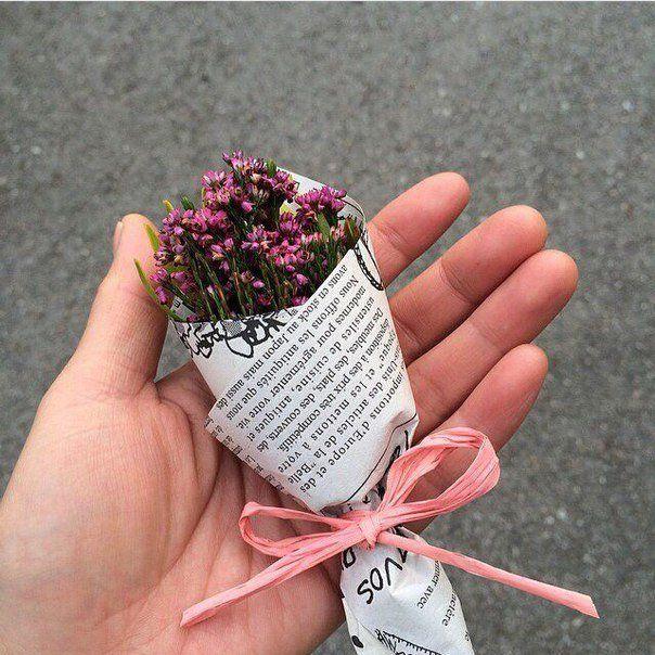 маленькие подарки)))
