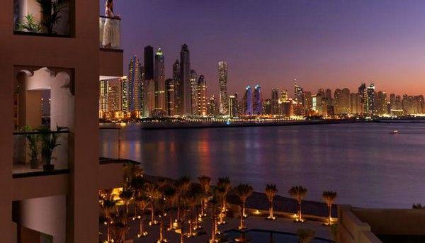 Fairmont the Palm Hotel, Dubai