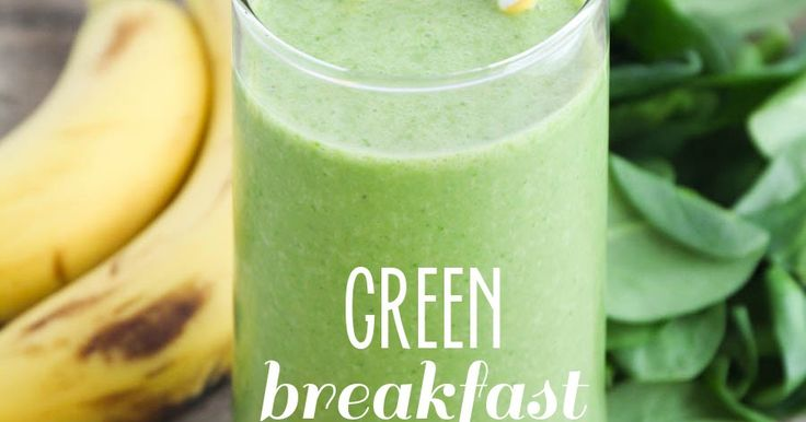 If you, like me, are in that post-Christmas I-ate-too-many-sweets haze, this green breakfast smoothie is for you! It takes only a few ...