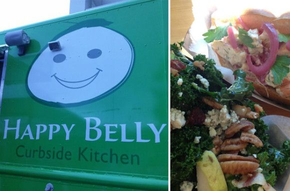 Curbside Kitchen Food Truck Menu