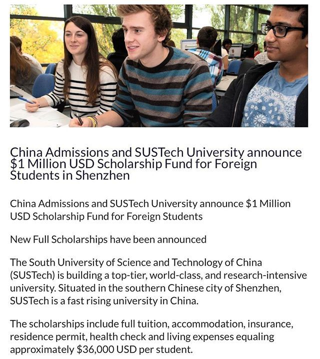 To all the Math experts out there... It's your time to shine! #ChinaAdmissions #StudyinChina • More info about scholarship: https://www.china-admissions.com/blog/bachelors-scholarships-sustech-university-shenzhen-2/