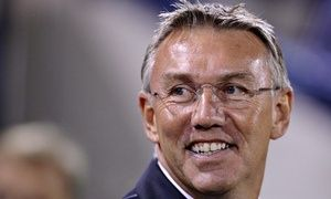 (2nd June 2015) NIGEL ADKINS: Nigel Adkins has taken charge at Sheffield United. The former Scunthorpe, Southampton and Reading manager was announced as United's eighth manager in as many years at a press conference at joint club owner Kevin McCabe's office in Mayfair.