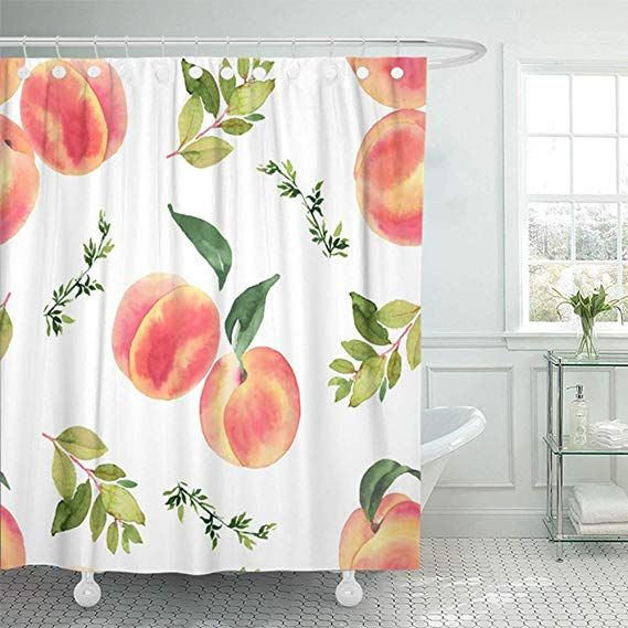 Amazonsmile Emvency Shower Curtain Sets Waterproof 72 X72