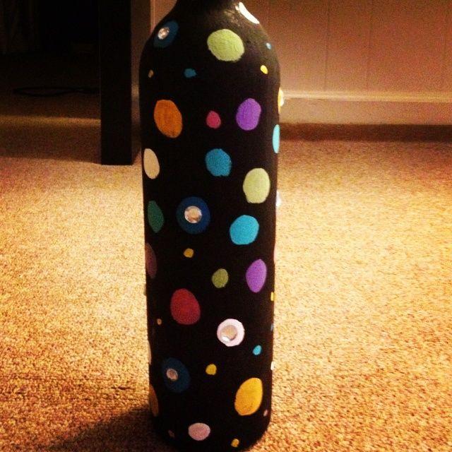 Wine+Bottle+Crafts | via mel cook