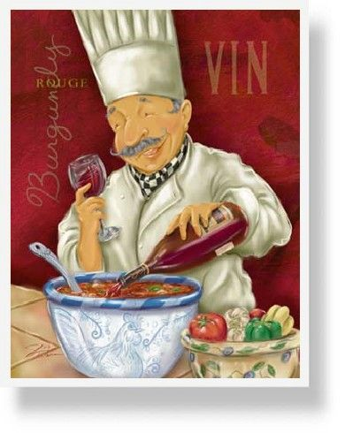 17 best images about dibujos cocineros y cocina on pinterest ...