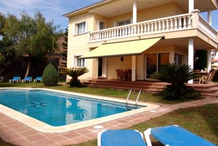 Villa Nilona, Coma Ruga, Costa Dorada