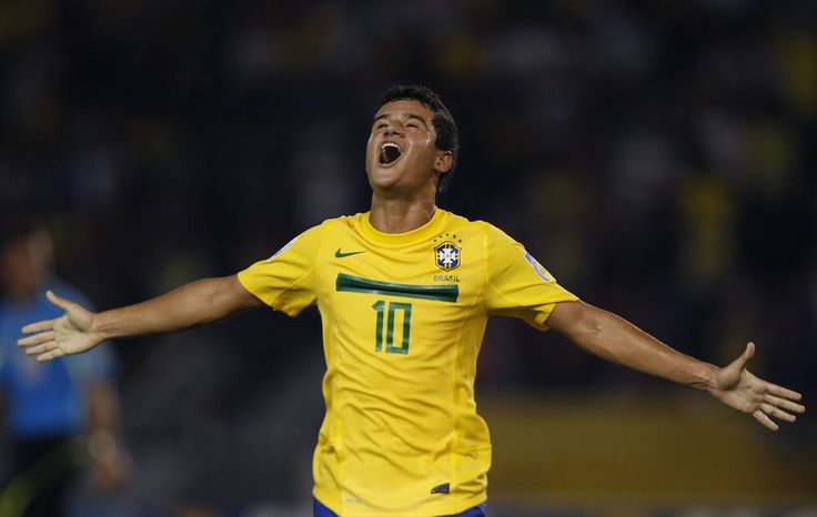 Philippe Coutinho shuts down Liverpool exit rumours while away with Brazil