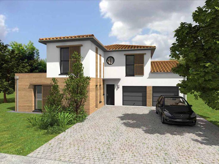 10 meilleures id es propos de plans de maisons modernes for Site pour plan de maison