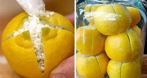 Bastano 2 tagli sul limone e del sale grosso: il risultato sarà sorprendente. Ecco l'antica ricetta Indiana che pochi sanno. A CHE SERVE E COME REALIZZARLA?