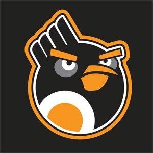 Philadelphia Flyers Angry Bird!