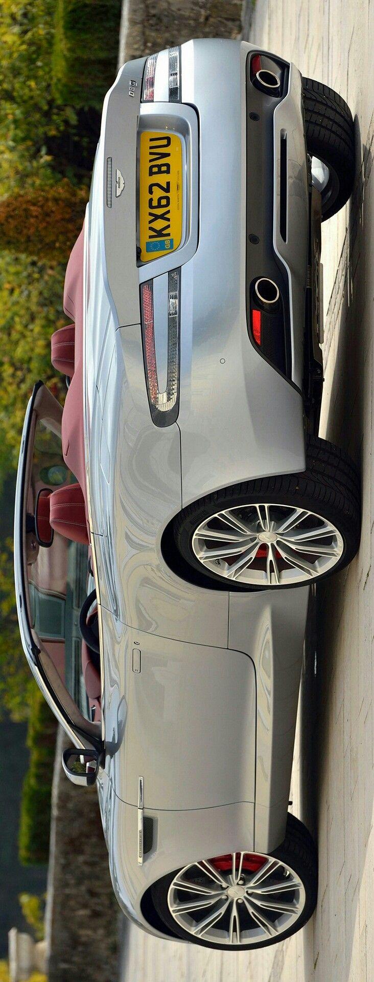 Aston Martin DB9 Volante by Levon