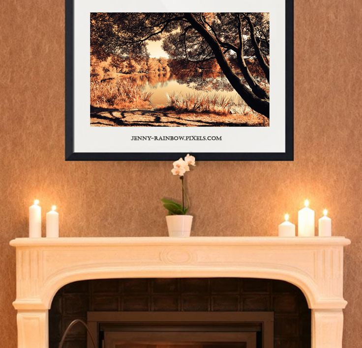 Miracle. Airy Lace of Autumn by Jenny Rainbow.   Peaceful autumn scene with gorgeous willow tree on the shore of tranquil lake. Processed with special autumnal maroon tones for stylish ad pleasant appearance. Available as framed,metal,wood and acrylic prints: https://jenny-rainbow.pixels.com/featured/miracle-airy-lace-of-autumn-jenny-rainbow.html  #JennyRainbowFineArtPhotography #FramedArt #HomeDecor #ArtForHome #Autumn #FineArtLandscape #AcrylicPrint