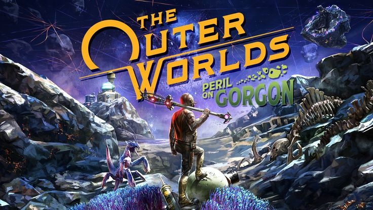 The Outer Worlds Une Demonstration De Gameplay Pour Peril Sur Gorgone En 2020 Humour Noir Xbox Game Gorgone
