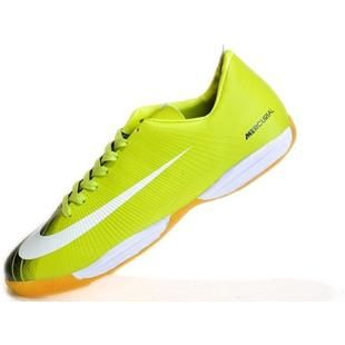 http://www.asneakers4u.com Mens Nike Mercurial Vapor Superfly II Victory IC Indoor Football Shoes In Green White