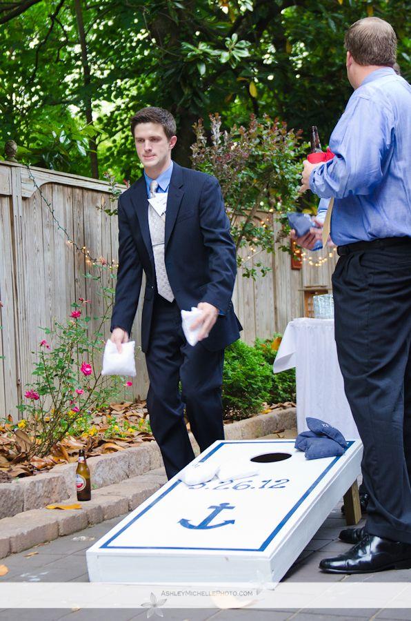 Mike & Amanda | Governor Calvert House | Annapolis Wedding Photographer » Ashley Michelle Photography