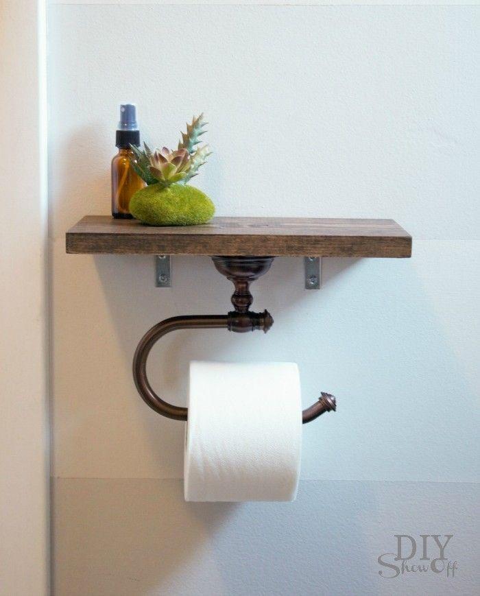 5 idées géniales pour décorer votre salle de bains en vous rendant la vie plus…