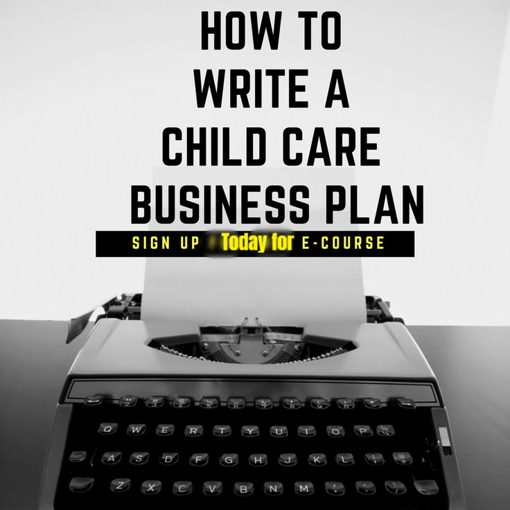 learn how to write a business plan