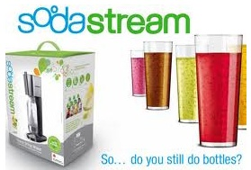 Enter to WIN a Soda Stream Machine kit!!!
