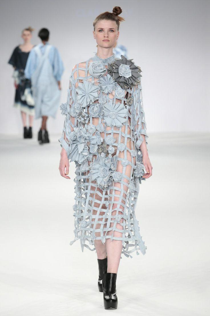 UCA Epsom graduate fashion show