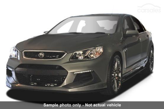 2016 Holden Special Vehicles Senator Signature Auto MY16-$102,383