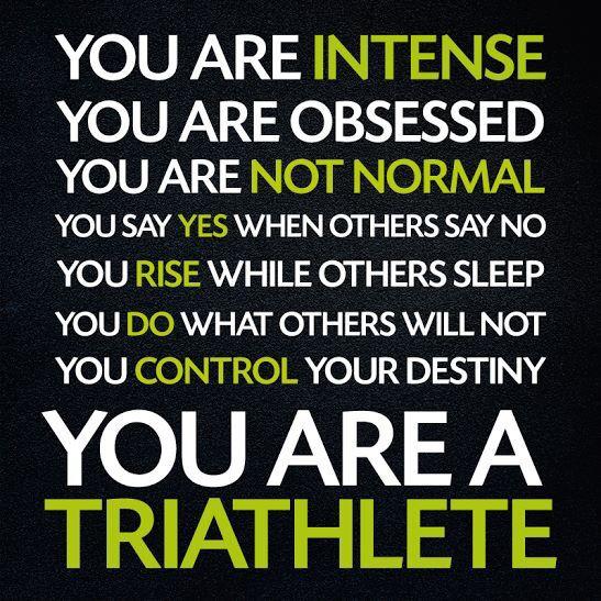 Triathlon motivation quotes