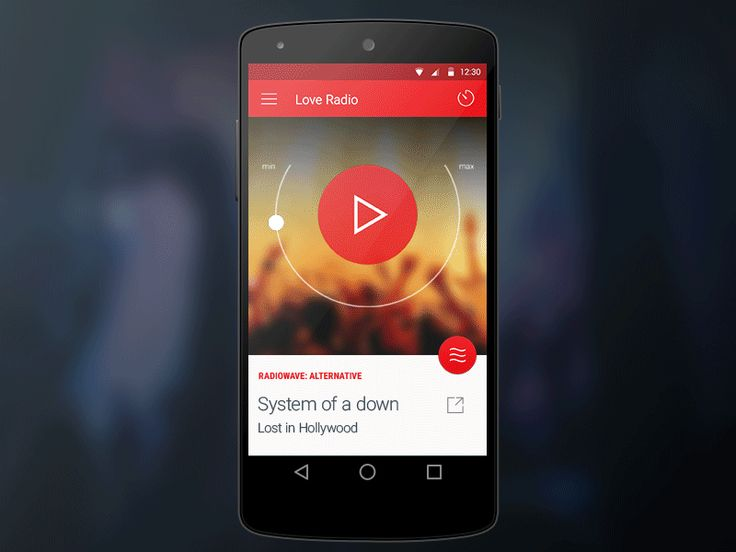 20 Beautiful Android L App and Icon Designs