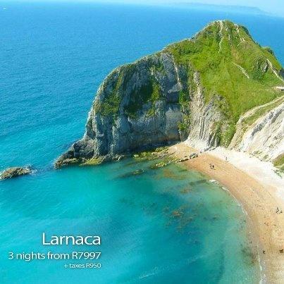 LARNACA - Greece      Avoca Travels Romantic Getaway Special    https://www.facebook.com/photo.php?fbid=406842696071631=pb.369549089800992.-2207520000.1360260865=3