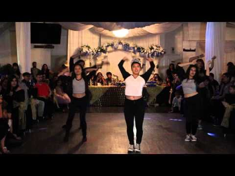 Valerie's Hip Hop Surprise Dance - Beyonce 711