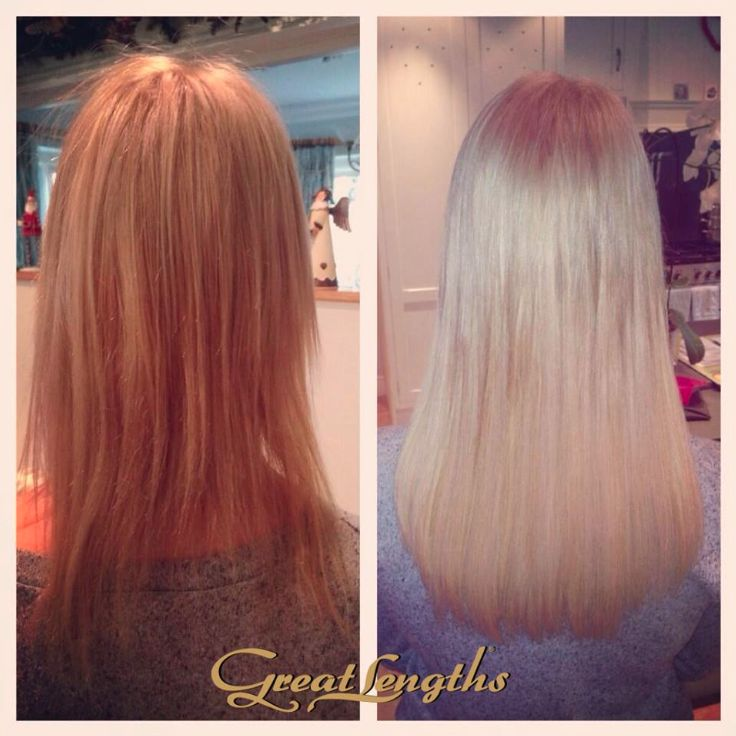 67 best transformations with great lengths images on pinterest super sleek great lengths before and after by charlotte roberts long hair extensions pmusecretfo Choice Image