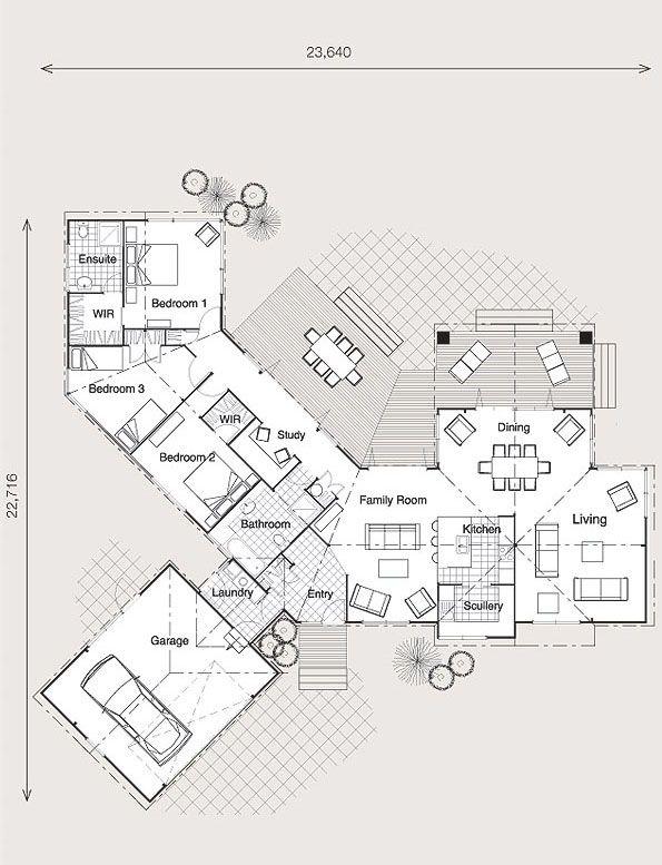 Superb Top 25 Ideas About Wooden House Plans On Pinterest Cottage Floor Largest Home Design Picture Inspirations Pitcheantrous