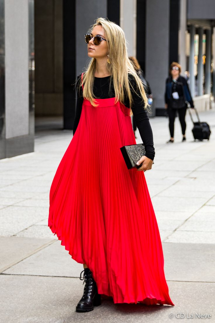 Street Style New York Fashion Week NYFW SS18