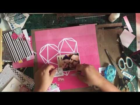 Process Video - 12x12 Layout With Chrissi